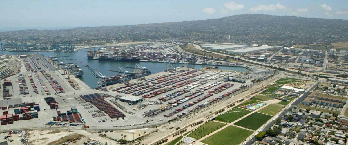 LA Harbor location